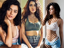 Ruhi Singh Photo Shoot Photos