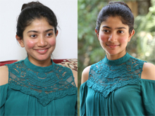 Sai Pallavi Interview Photos