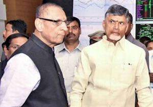 TDP Leaders Comments on Governor Narasimhan