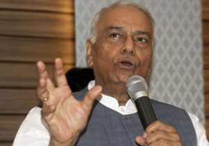 Yashwant Sinha Compares Narendra Modi Ruling with Emergency
