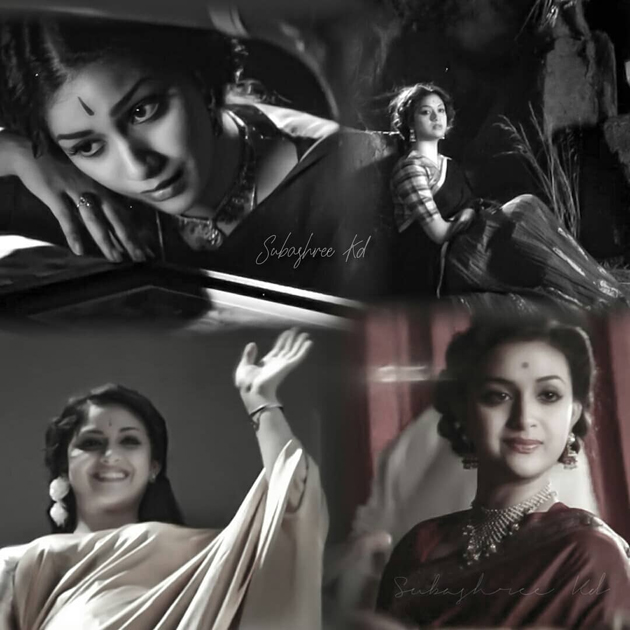 aHOLLLYWOOOD SHADES IN MAHANATI MOVIE!