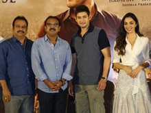 Bharat Ane Nenu Success Meet Photos