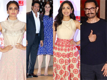 Celebs at Re Launch Of Zoom Style By Myntra Party 2018