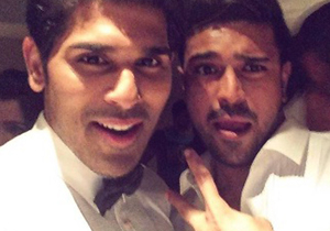 Allu Sirish Likes Ram charan  Maturity and Clarity