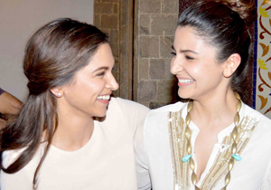 Anushka Sharma  Wishes to Deepika Padukone about Cannes