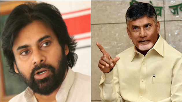 Is there any mediator between Chandrababu Naidu & Pawan Kalyan?