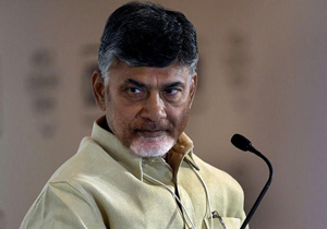 Chandrababu naidu comments on High Temperature