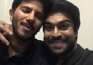 Dulquer Salmaan Teaming with Ram Charan
