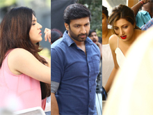 Gopichand Pantham Movie Working Stills