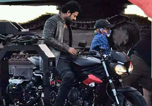 High Voltage Action Sequence in Prabhas Sahoo