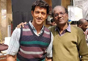 Hrithik Roshan in mathematician Anand Kumar Look