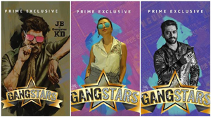 Jagapathi Babu, Navdeep, Swetha Basu to play vital roles in web series Gangstars