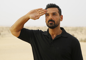 John Abraham plans mother of all action films titled as Attack