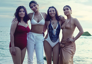 Kareena, Sonam and Swara in Bikini