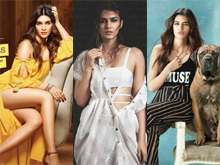 Kriti Sanon Latest Photo Shoot Photos