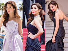 Mahira Khan At Cannes