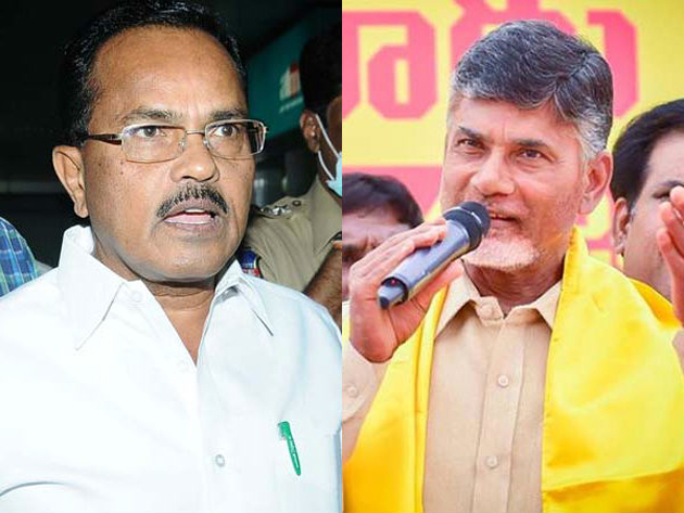 Image result for motkupalli narasimhulu and chandrababu naidu