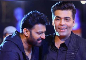 Prabhas Refuse for Karan Johar Project
