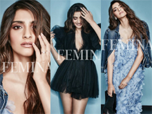 Sonam Kapoor New Photo Shoot Photos