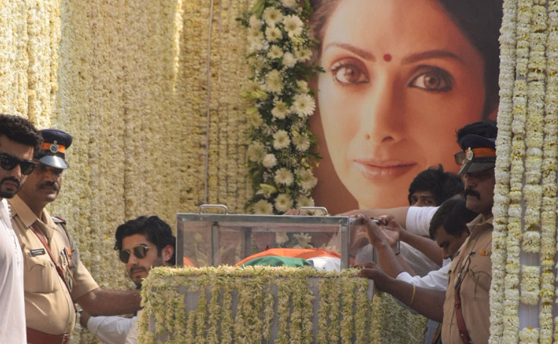 Sridevi death not an accident, its a planned murder, says Ex-Cop