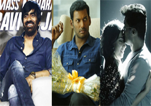 Vishal Abhimanyudu Movie Threat For Nela Ticket and Naa Nuvve Movie