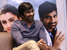 Ravi Teja Nela Ticket Interview Photos
