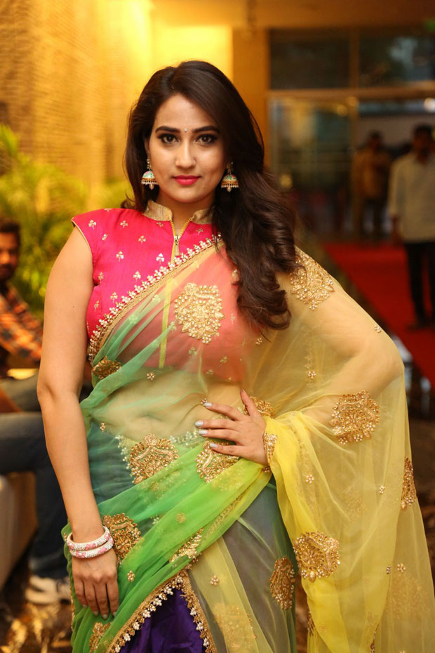 Anchor Manjusha Latest Photos