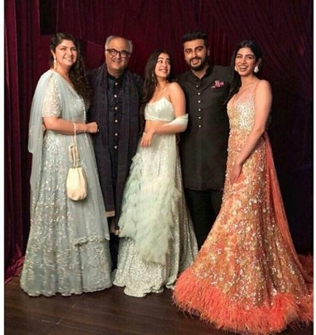 Sonam Kapoor Wedding.Celebs At Sonam Kapoor And Anand Ahuja Wedding Party Photos