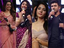 65th Jio Filmfare Awards South 2018 Photos  - 01