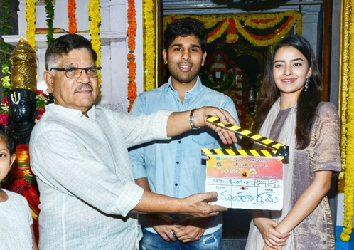 Allu Sirish ABCD Movie Remake Launched