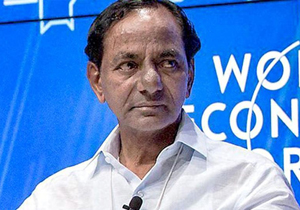 KCR Not Highlight Federal Front Issue in Delhi Tour