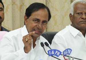 KCR Taking Risk With Panchayat Elections