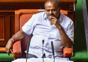 Kumaraswamy says He Will Be CM for at least One year