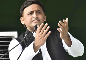 My new residence out of bounds for media Says  Akhilesh Yadav