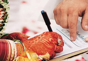 NRI marriages need to be registered within 7 days