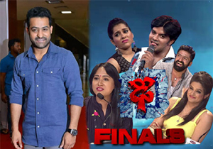 NTR to grace Dhee 10 grand finale