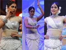 Regina Performance At FilmFare Awards Photos