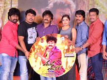 Shambho Shankara Movie Audio Launch Photos