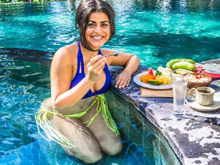 Shenaz Treasury Latest Bikini Stills