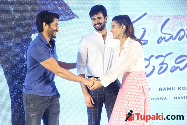Ee Maya Peremito Teaser Launch Photos