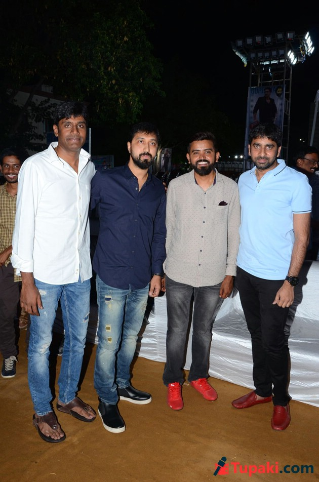 Pantham Audio Launch Photos