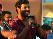 Vishal Abhimanyudu Movie Success Meet At Vizag