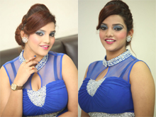 Actress Sk Attiya Photos