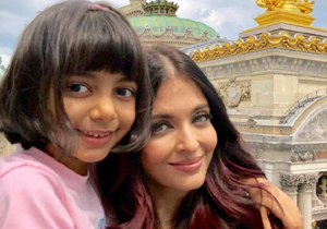 Aishwarya Rai Bachchan Holidays In Paris Photos