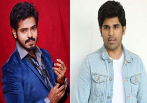 Allu Sirish and Bharat in ABCD Remake