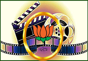 BJP Depends on Cine Glamour In Next Elections