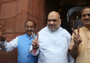 BJP Leaders Action Plan After No Confidence Motion