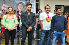 Brand Babu movie Team At KIET Photos