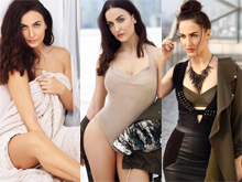 Elli Avram Photo Shoot Pics