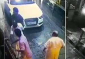 For being made to wait 3 minutes, Kerala MLA PC George breaks toll Plaza